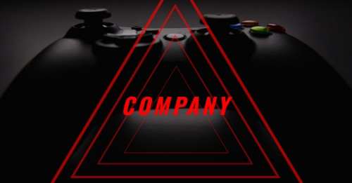Gaming Facebook link cover photo, size 500 x 261 px