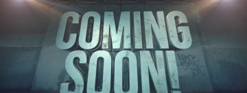 Coming soon Facebook cover photo template
