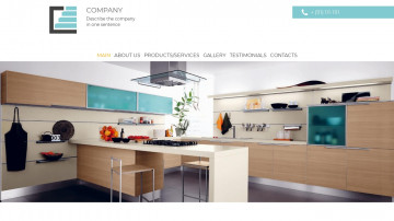 Housing maintenance company website sample